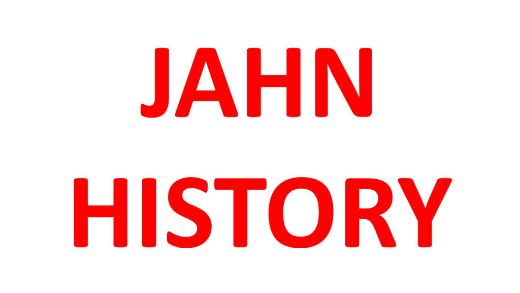 Jahn History