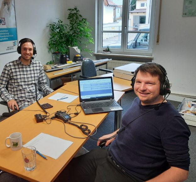Markus Ziereis und Robert