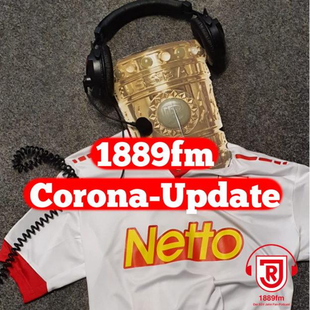 1889fm Corona Update SSV Jahn Regensburg