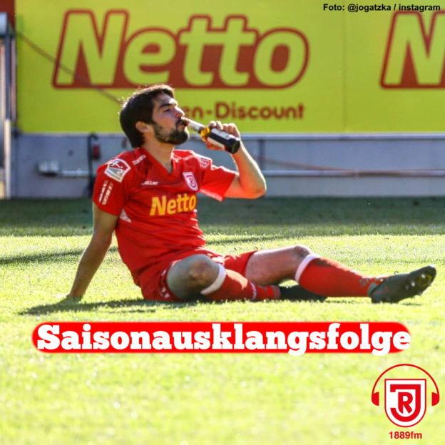Saisonausklang Jahn Regensburg Saison 2020/21